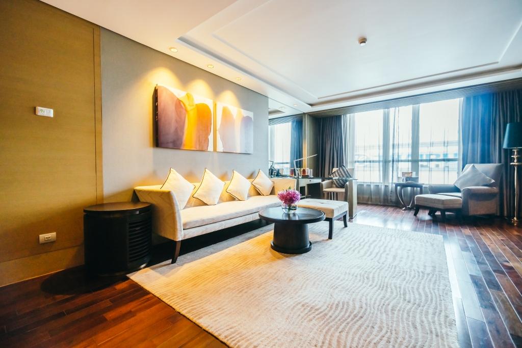 Chambre luxe HCCB